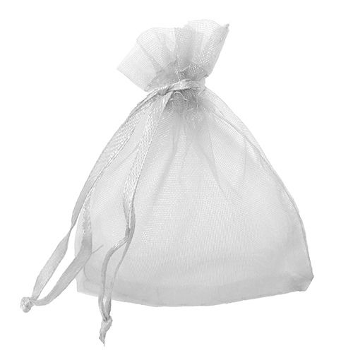 Small White Organza Bag Online