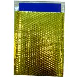 A3 Gold Metallic Bubble Lined Mailer