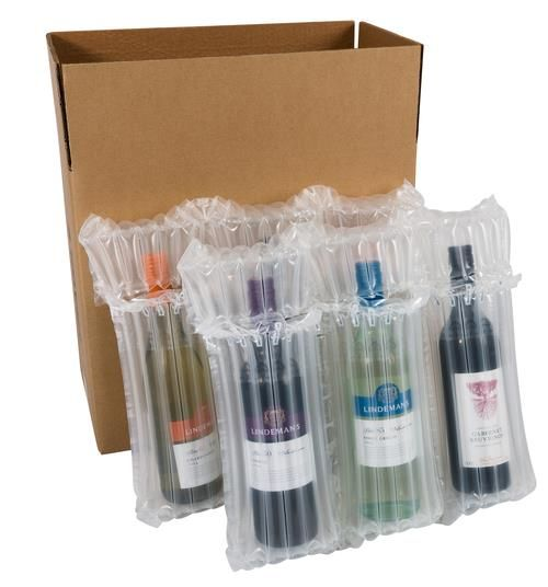 A six bottle Airsac kit