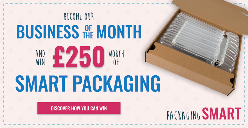 Win £250 worth of Smart Packaging!