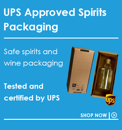 UPS Approved Spirits Packaging