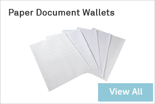 Paper Document Wallets